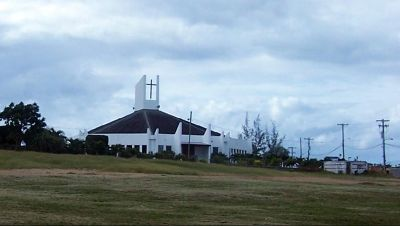Holy Family Cathedral: Antigua Church