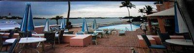 Pool deck 1995