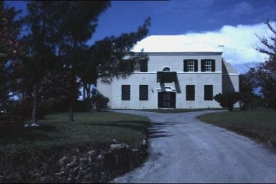 1963 Sandy's Rectory (Bridge house)