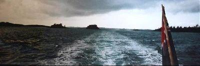 Ferry Wake 1995