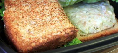 Chicken salad sandwich $3.99