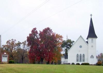 Plank Chapel