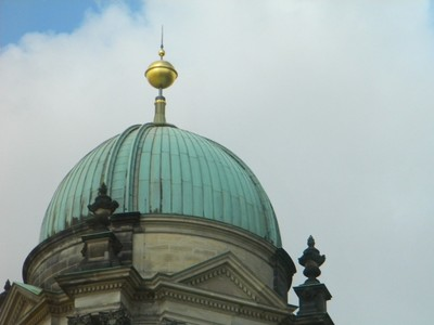 Side Dome of Berlin Cathedral