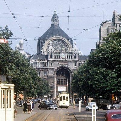 street scene - Antwerp