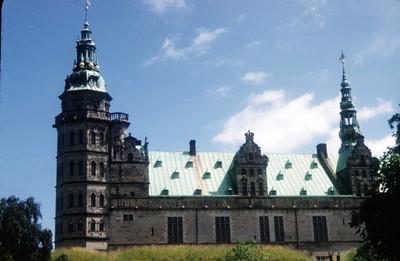 Turrets - city hall