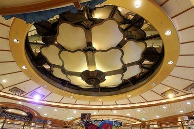 Top of the atrium