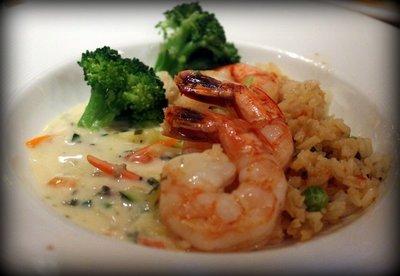 Shrimp Daniele (tiger shrimp)