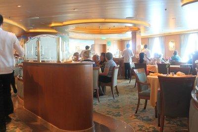 Portafino Dining room