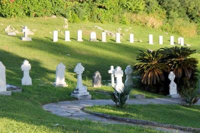 Bermuda Royal Military cemetery