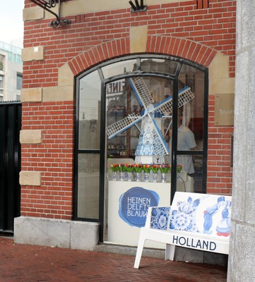 Delft store