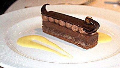 Chocolate Journeys - chocolate hazelnut bar