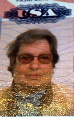 Passport photo - much more flattering
