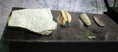stages where jade is cut and worked