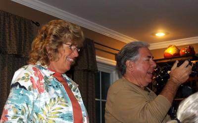 Joe's parents