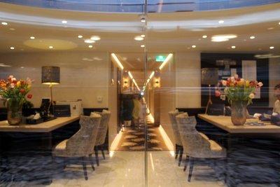 Corridor of deck 3 AmaViola