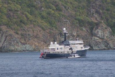 British yacht