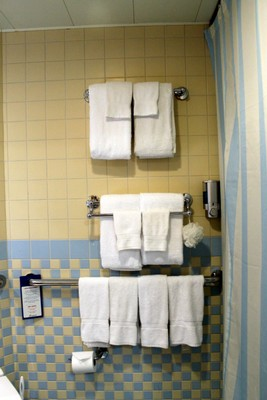 Sink and Towels