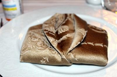 formal night napkin