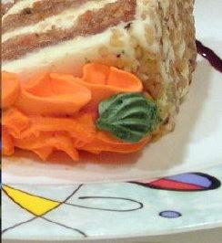 Bob's carrot cake