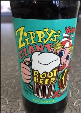 Zippy's root beer