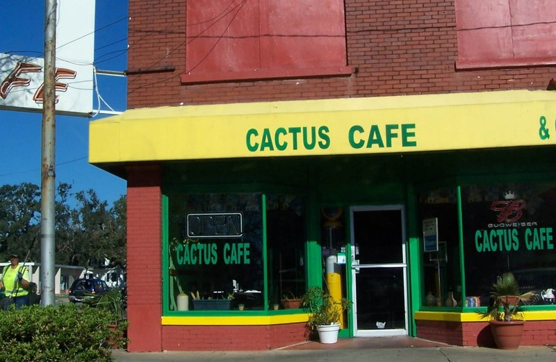 The Cactus Cafe is closed