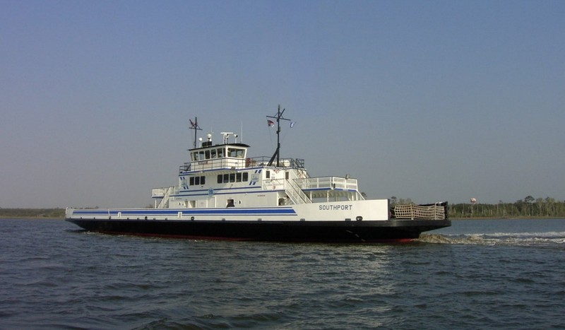 Southport Morehead City Ferry