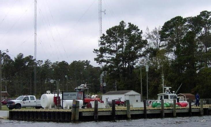 Hobucken Coast Guard Station