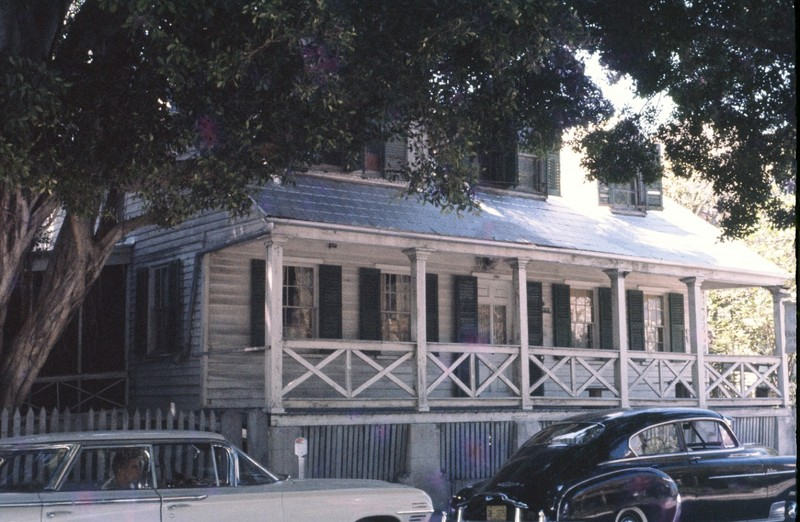 Oldest House in 1961