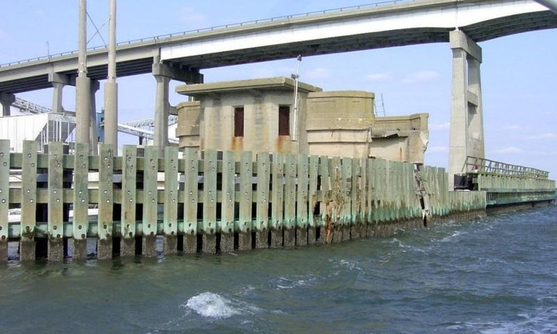 Bridge abutment