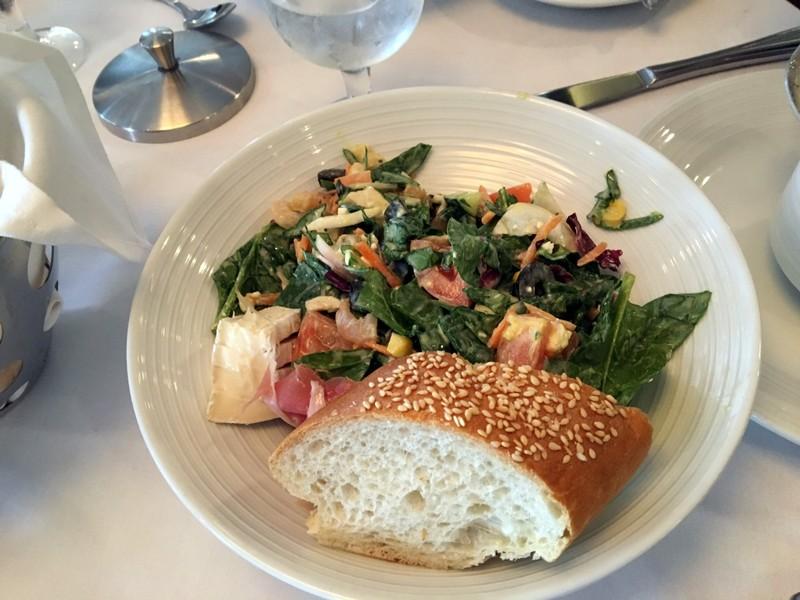 Barbara's salad