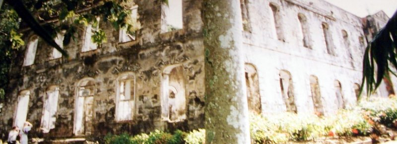 Farley Ruins