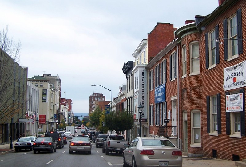 Downtown Hagerstown