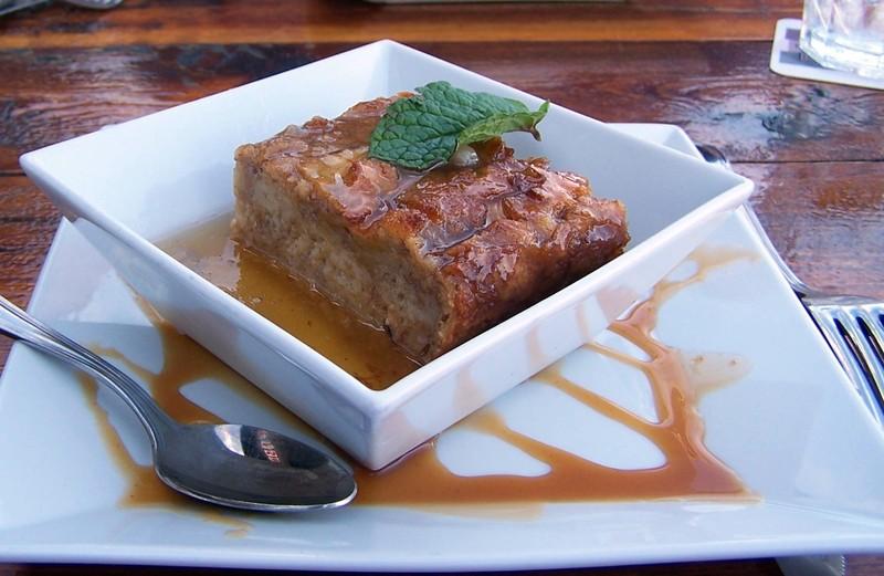 Hawkshaw Bread Pudding $4.50