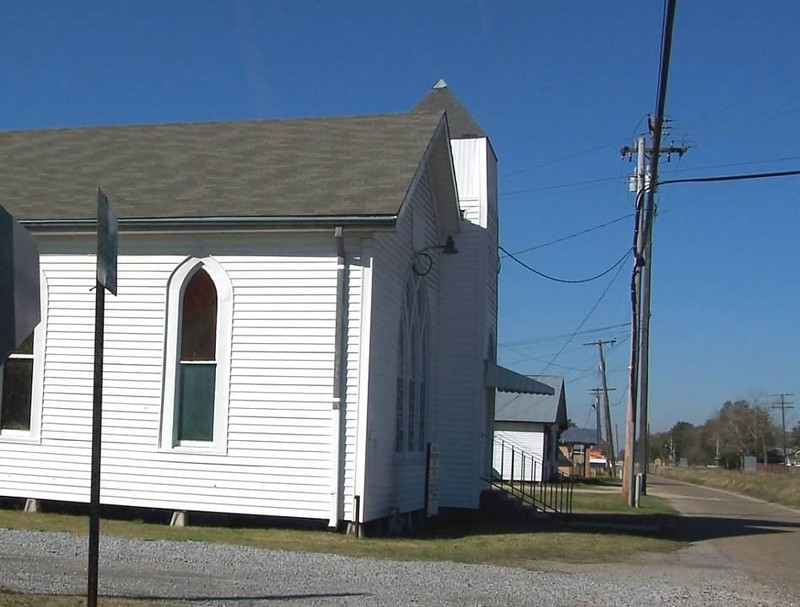 Historic black church