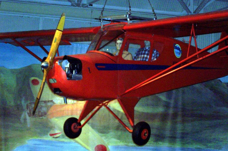 civilian plane
