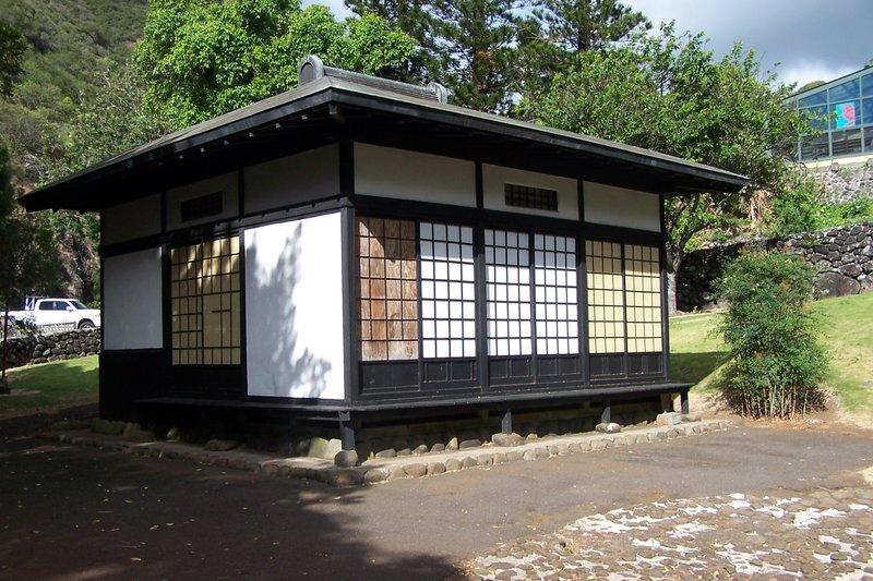 Japanese Garden and Teahouse