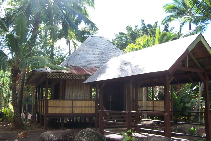 Bahay Kubo (Nipa Hut) -Filipino house