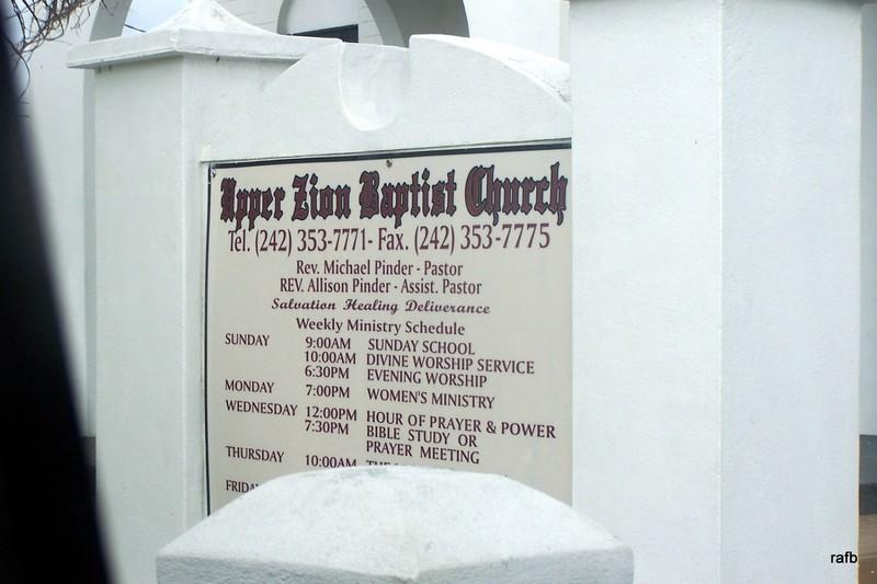 Upper Zion Baptist Church - Pinder Pastors