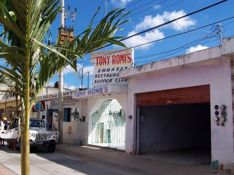 Tony Rome's