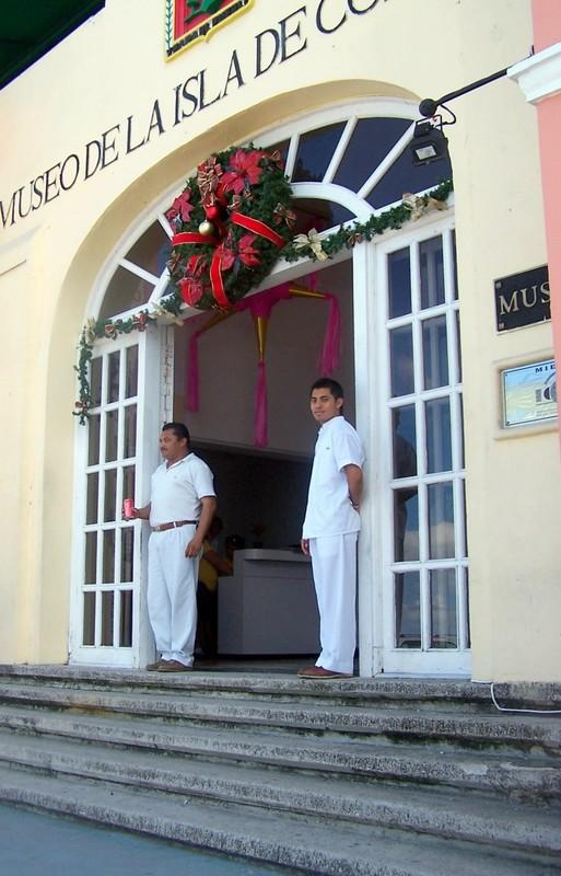 Museo de la Isla Cozumel