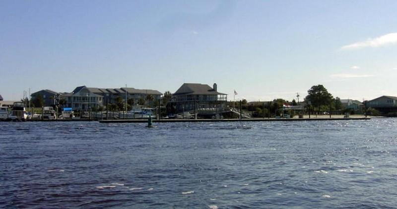 Masonboro marina