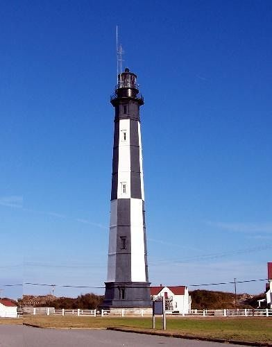 New Cape Henry light