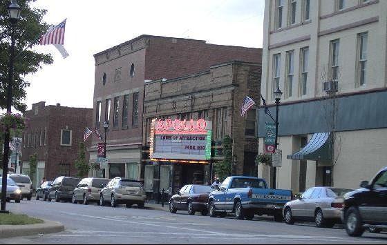 2004 Apollo Theatre marque