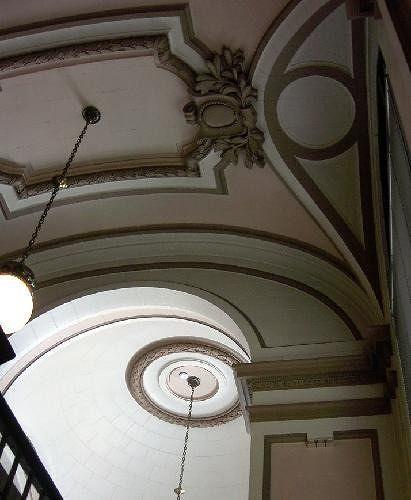 Ceramic Museum ceiling