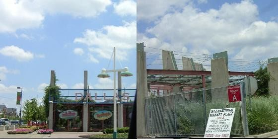 Two views of the International market