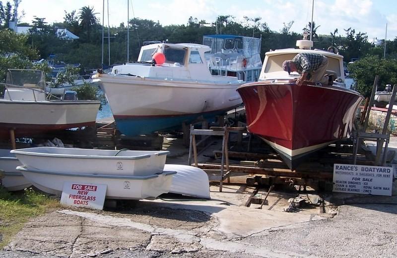 Rance's Boatyard