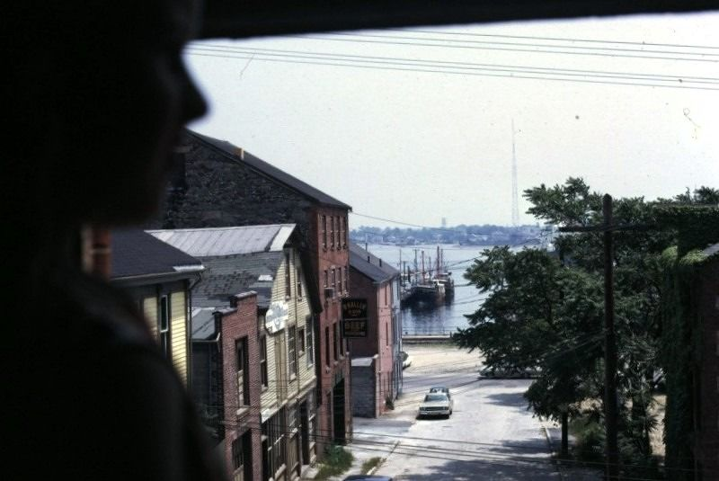 Bob's profile from the museum - New Bedford