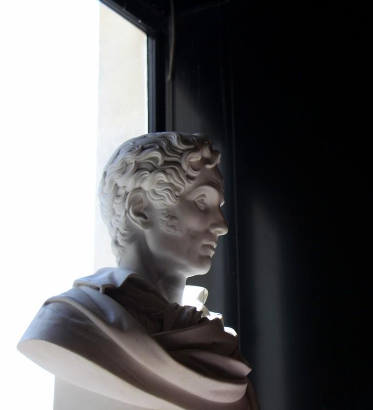 Bust of a Roman