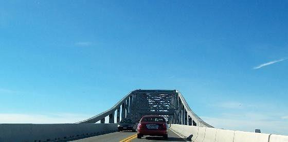 Bridge over the Potomac