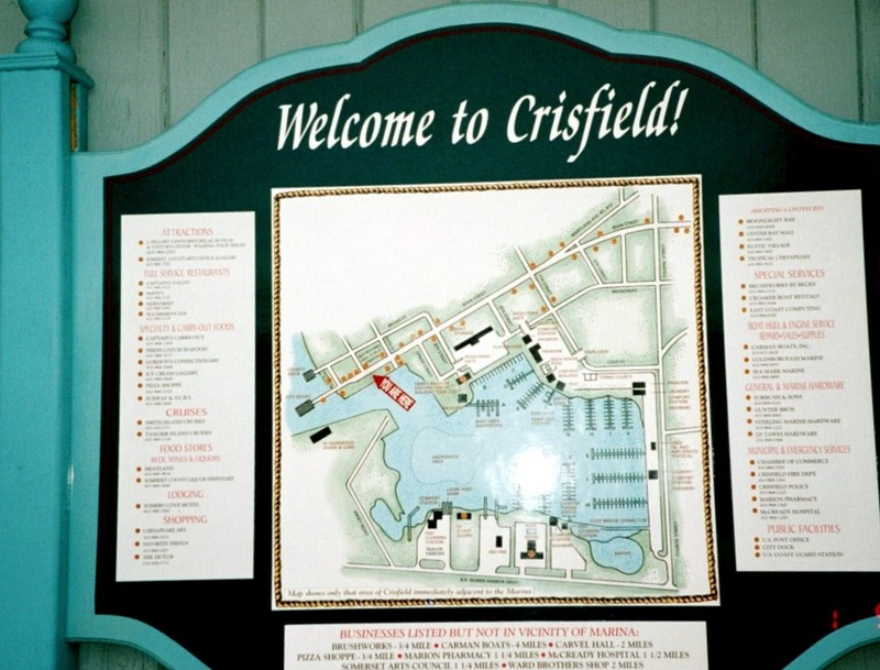 Welcome to Crisfield